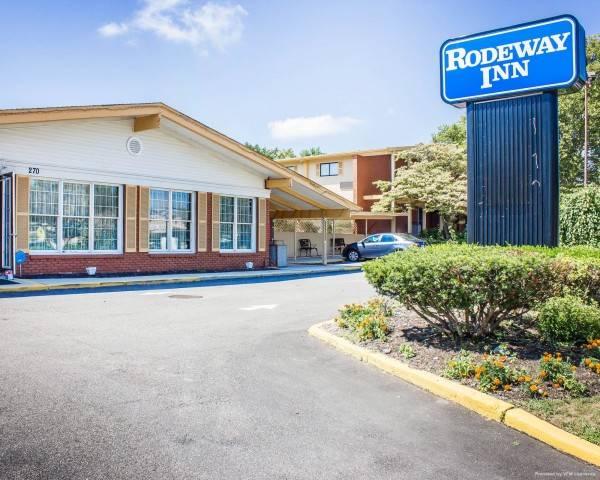 RODEWAY INN HUNTINGTON STATION - MELVILL