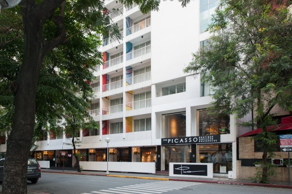 Hotel The Picasso Boutique Serviced Residences