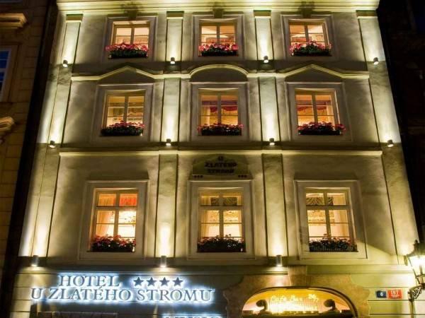 Hotel At the Golden Tree U Zlateho Stromu