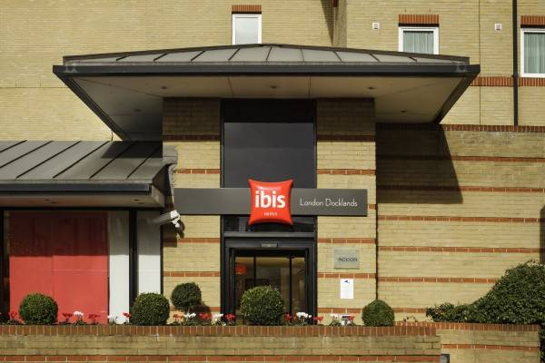 Hotel ibis London Docklands Canary Wharf