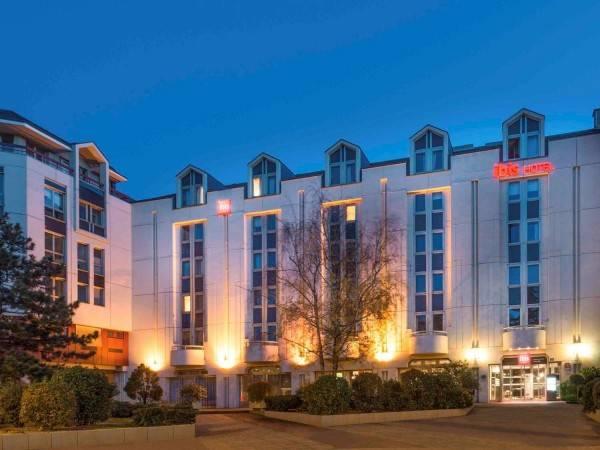 Hotel ibis Nantes Centre Gare Sud