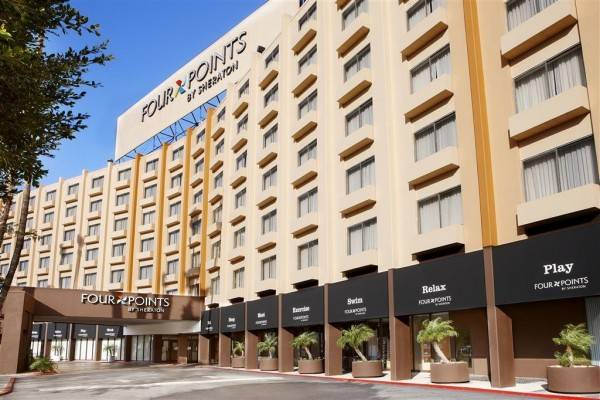 Hotel Four Points by Sheraton Los Angeles International Airport