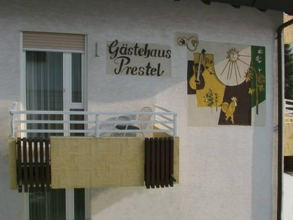 Hotel Prestel Gästehaus