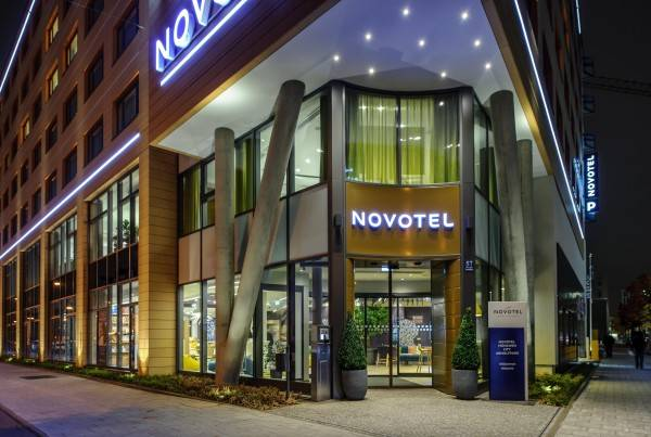 Hotel Novotel Muenchen City Arnulfpark