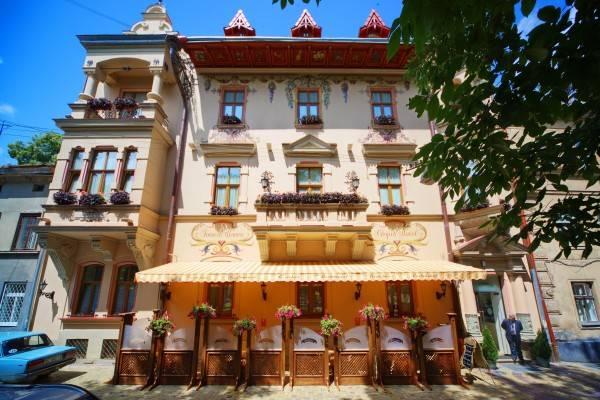 Hotel Chopin Шопен