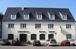 Hotel Lehrertal Garni