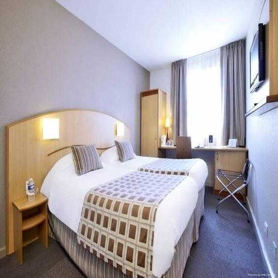 Hotel Kyriad Montpellier Centre Antigone