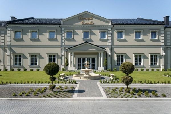 Hotel Dworek Eureka