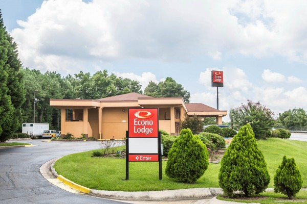Hotel Econo Lodge Atlanta Airport East