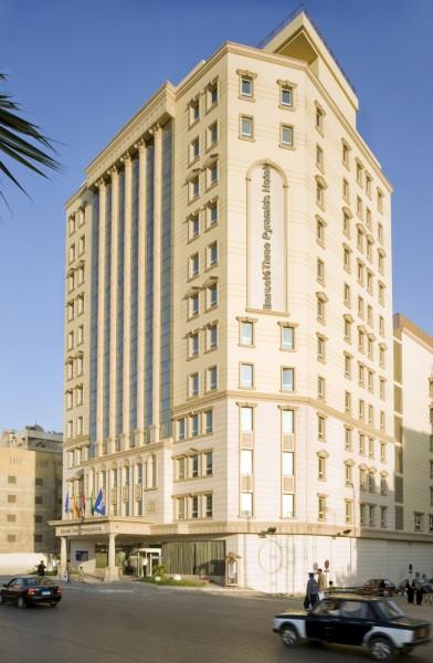 Hotel Barceló Cairo Pyramids