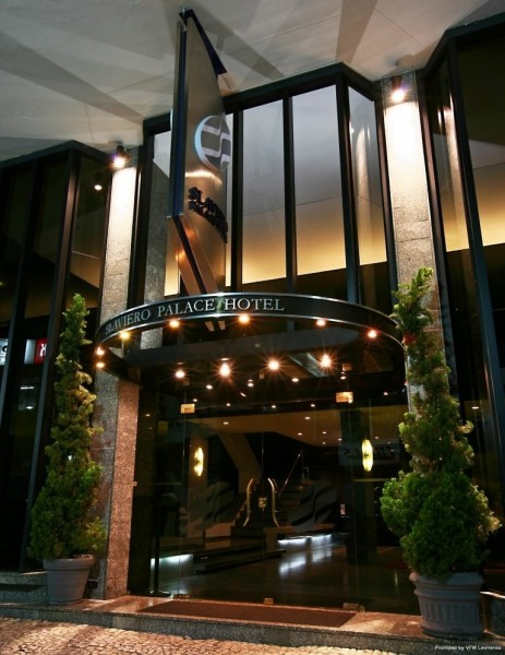 Hotel Slaviero Essential Palace Curitiba Centro