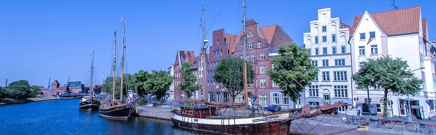 Hoteles en Lübeck (Schleswig-Holstein)