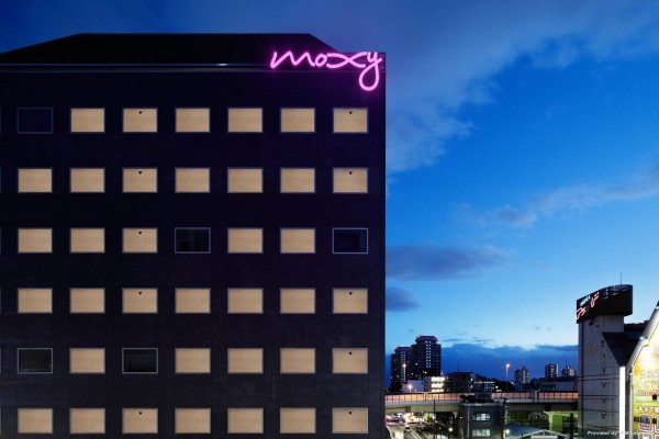 Hotel Moxy Tokyo Kinshicho