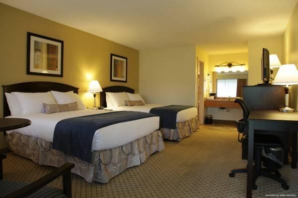 Hotel BEST WESTERN PLUS BURNABY HTL