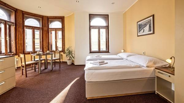 Hotel Penzion Dvořákova