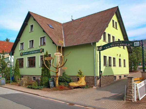 Hotel Landhaus Am Westerwald