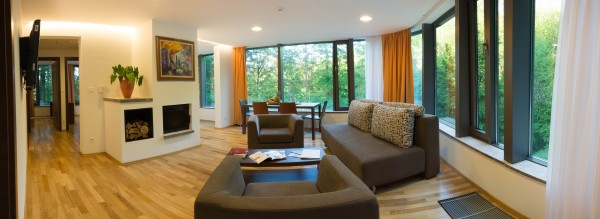 Hotel Rimske terme - Apartment Villa Sisi