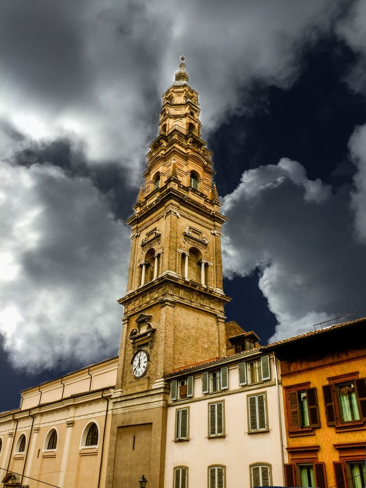 Hotel Parizzi Suites Studio 4 Hrs Star Hotel In Parma Emilia