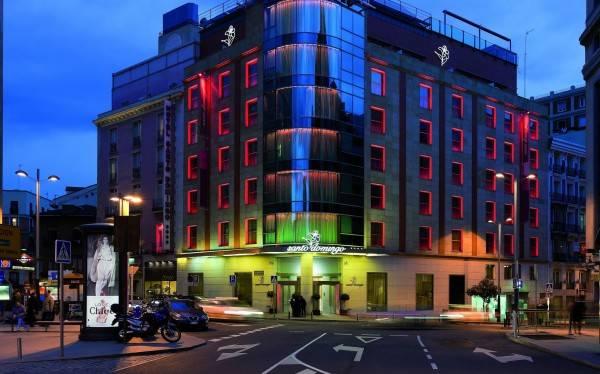 Hotel Santo Domingo CON