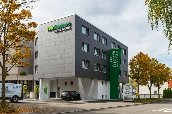 Hotel Fischer Brauhaus Garni