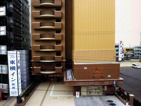 Toyoko Inn Mikawa-anjo-eki Shinkansen Minami-guchi