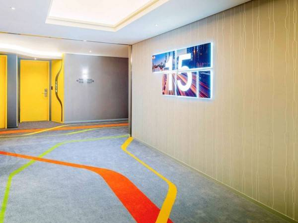 Hotel ibis Styles Ambassador Seoul Gangnam