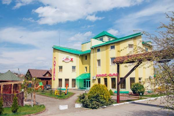 Hotel Jam Rakovets