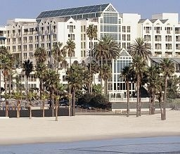 Loews Santa Monica Beach Hotel 4 Hrs