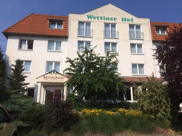 Hotel Meister Bär Wettiner Hof