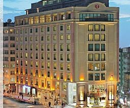 Hotel Ramada Plaza By Wyndham Istanbul City Center