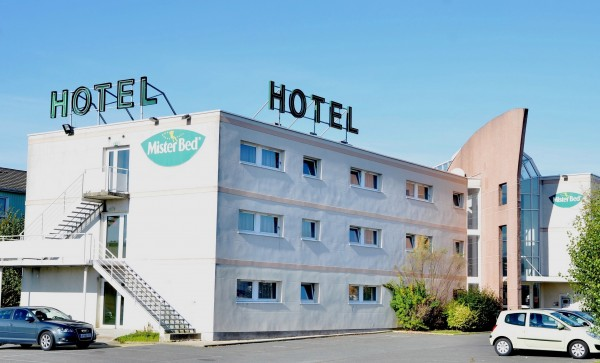 Hotel Mister Bed Tours Sud