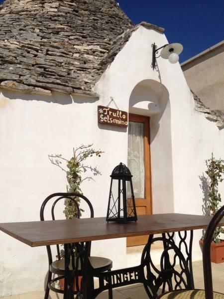 Hotel Trulli Colarossa