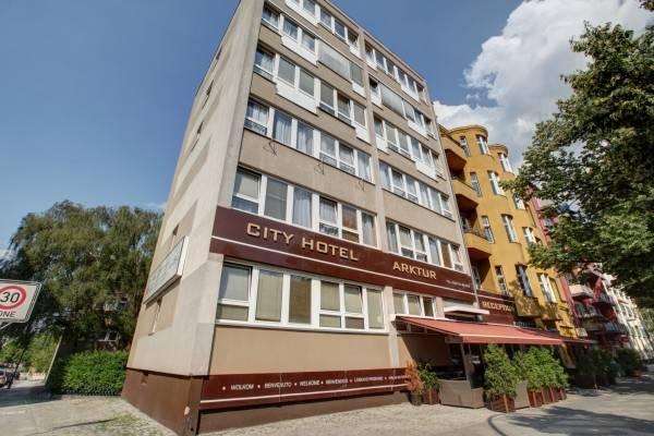 Hotel Arktur City