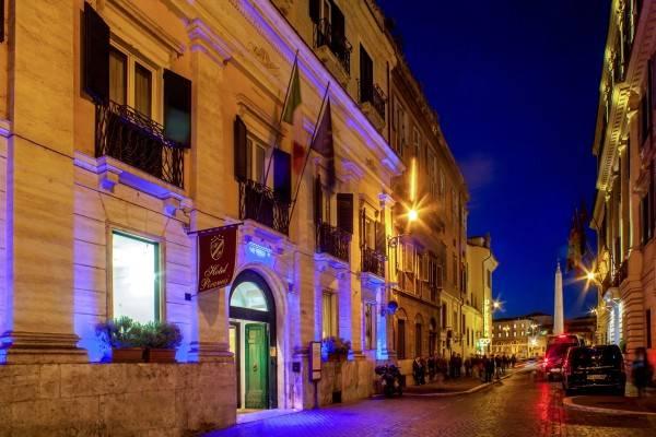 Hotel Piranesi