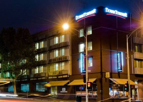 Hotel Downtowner on Lygon
