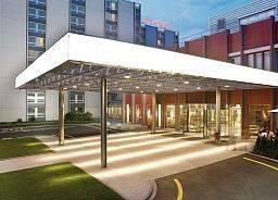 Moevenpick Hotel Zurich Airport
