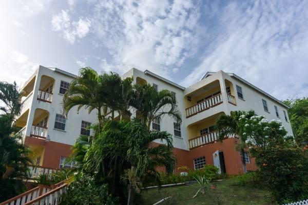 Hotel Hillside Apartments