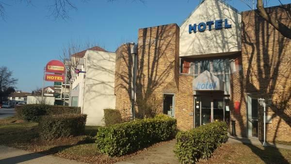 Hotel initial by balladins Torcy / Marne-la-Vallée