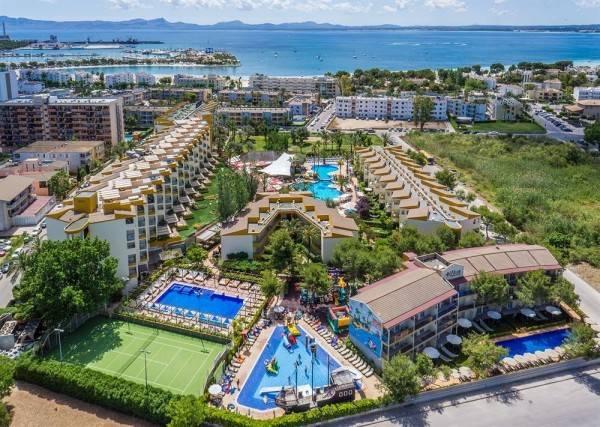 Hotel Zafiro Tropic