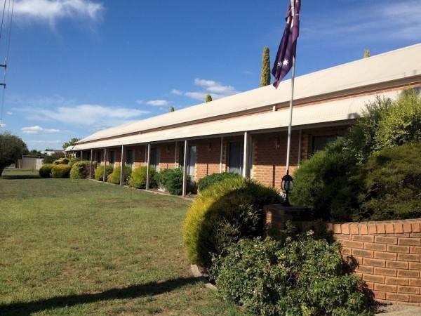 Glider City Motel Benalla