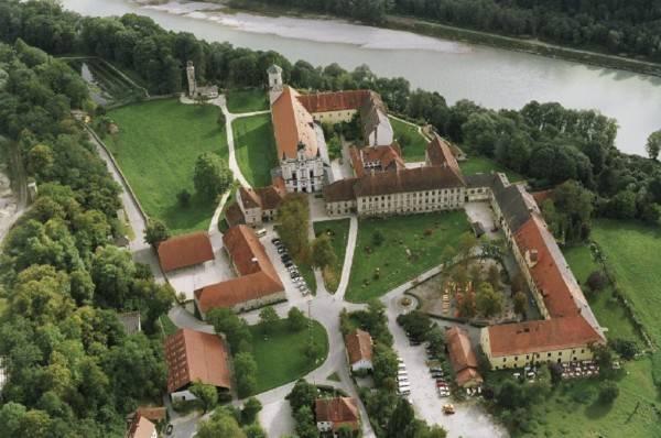 Hotel Klostergasthof Raitenhaslach