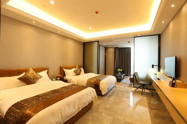 Hotel Guangzhou Ao You International Apartment