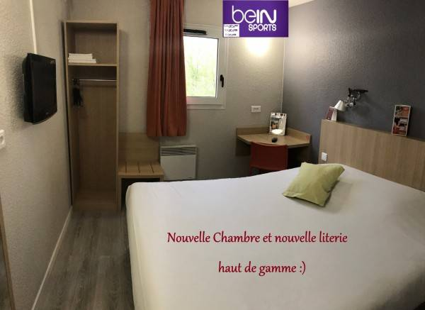 Hotel initial by balladins Tours Sud