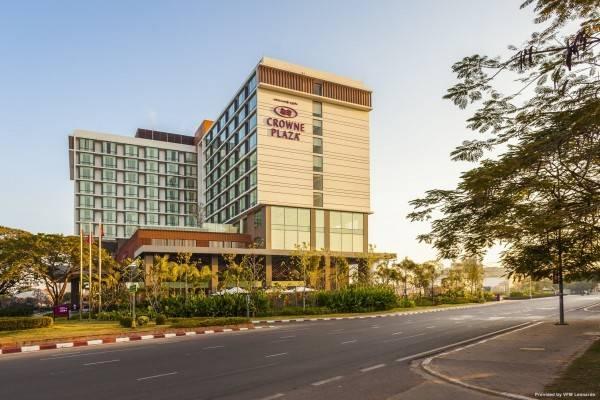 Hotel Crowne Plaza VIENTIANE