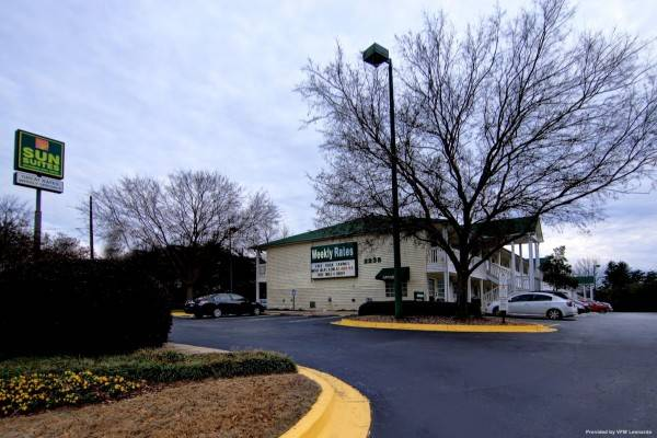 Hotel Sun Suites Of Stockbridge Atlanta South I-75