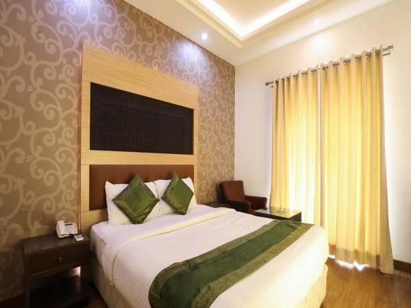 Hotel Treebo Trend White Mg