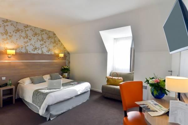 Hotel Beaujoire Logis