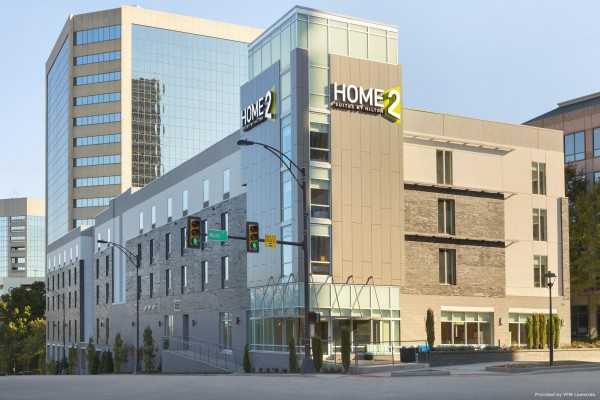 Hotel Home2 Suites by Hilton Greenville Downtown