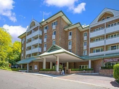 Nesuto Pennant Hills Sydney Apartment Hotel