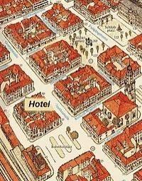 Hotel Fränkischer Hof (Reception closes at 8pm)